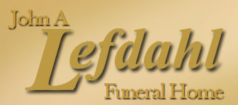 Radio commercial production for lefdahl funeral home